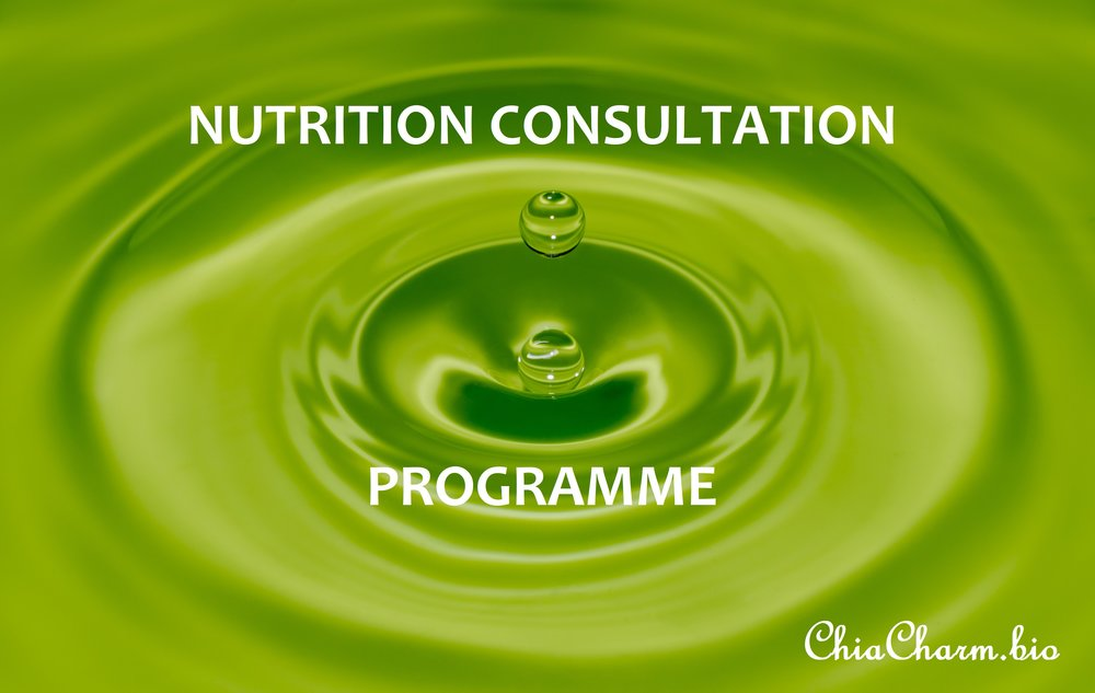 NUTRITION CONSULTATION PROGRAMME INCLUDING 2 FREE CONSULTATIONS