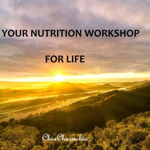 NUTRITION WORKSHOP - SAFE, NATURAL AND EFFECTIVE WAYS TO HEAL YOUR PAINS, ILLNESSES AND STRESS